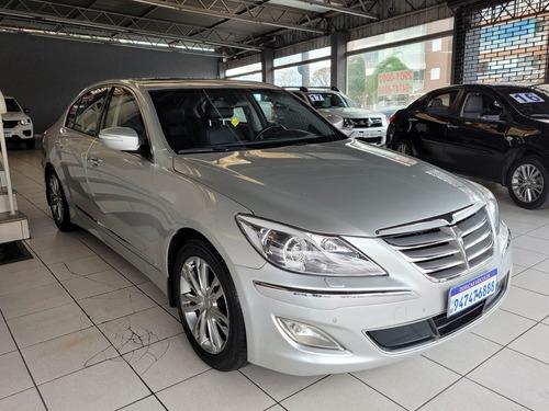 Imagem 1 de 10 de Hyundai Genesis 2012 3.8 V6 Aut. 4p