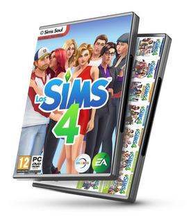 Mega Colección Los Sims 4 + Expansiones Hasta Reino De Magia