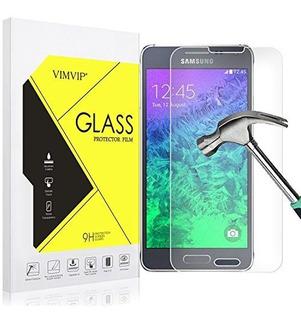 Galaxy Alpha Protector De Pantalla De Vidrio Vimvip Samsung