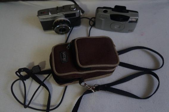 Câmeras Fotográficas Antigad R$110,00 + Frete