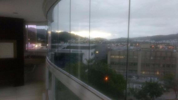 Apartamento Com 4 Dormitórios À Venda, 129 M² Por R$ 1.150.000,00 - Itacorubi - Florianópolis/sc - Ap1105