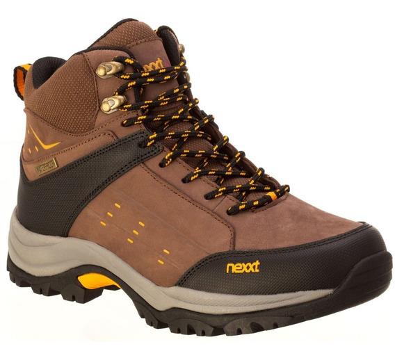 Botas Trekking Hombre Impermeables Nexxt Performance Nobuk P