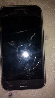 Celular Samsung Galaxy J1 4g Duos Para Conserto.