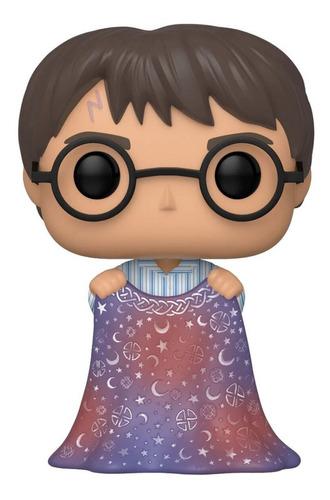 Boneco Funko Pop Harry Potter Com Capa De Invisibilidade 112