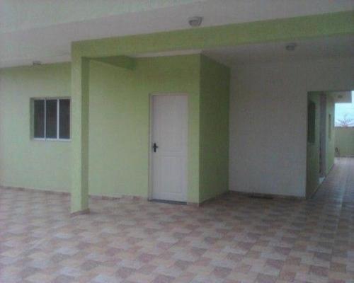 Ótima Casa Lado Praia No Bopiranga Em Itanhaém - 2455   Npc