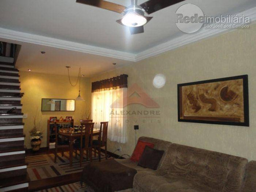 Imagem 1 de 15 de Casa À Venda, 110 M² Por R$ 415.000,00 - Vista Linda - São José Dos Campos/sp - Ca3499