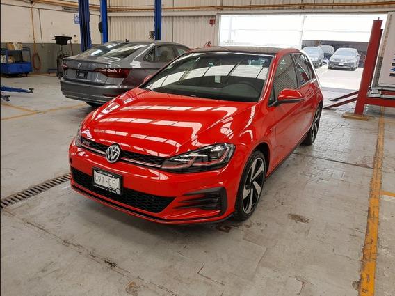 Volkswagen Golf Gti 2.0 Dsg Navegación Piel At 2020