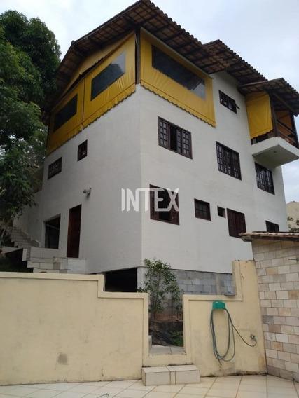 Casa Com 6 Quartos À Venda, R$ 450.000, Rua Das Ametistas, Serra Grande - Niterói/rj. - Ca00190 - 34453888