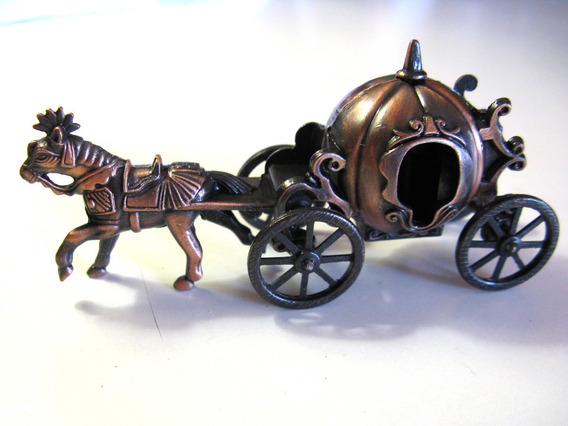 Sacapuntas Carreta Antigua Cuentos 045 Juguete Deco Metal