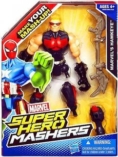 Figura - Super Hero Mashers - Marvel´s Hawkeye