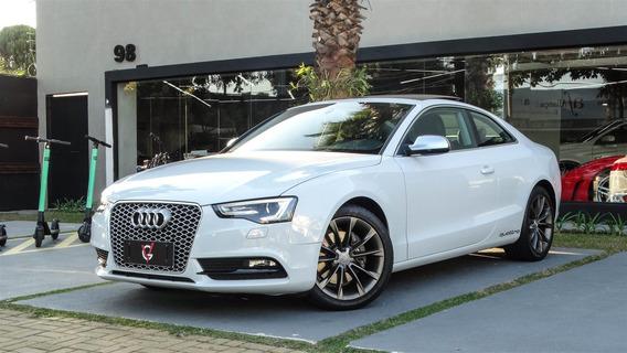 Audi A5 2.0 Tfsi Coupé Ambition 16v Gasolina 2p S-tronic