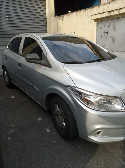 Onix Joy 17.500m Prata Uber - Vendo Ou Passo Financiamento
