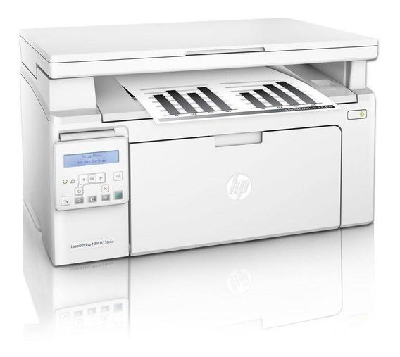 Impressora Laser Hp M130nw Multfuncional Wi-fi M130 110v