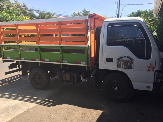 Camión Isuzu 2.8 Turbó Km 65 Mil Qkr Precio 11.500.000