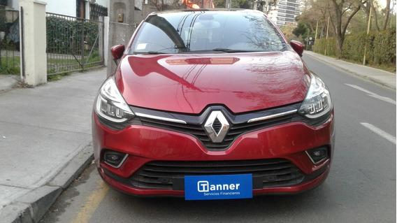Renault Clio Dynamique 0.9cc 2018 Excelentes Condiciones