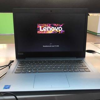 Notebook Lenovo Ideapad 120s Como Nueva