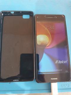 Huawei P8 Lite Detalles