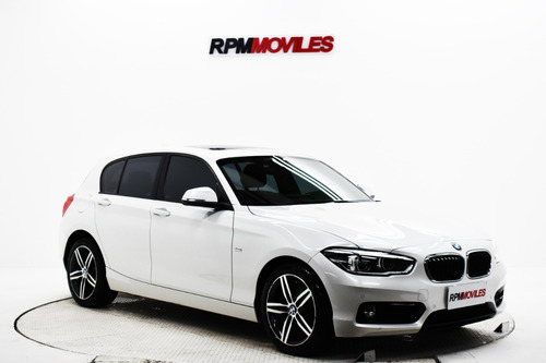 Bmw 118i Sport At 2017 Rpm Moviles