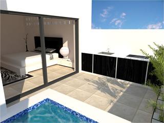 Plano De Casa Exclusivo 3 Rec. Para Terreno 10x20m Garantía