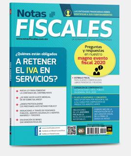 Revista Notas Fiscales 291 Febrero 2020 Formato Impreso