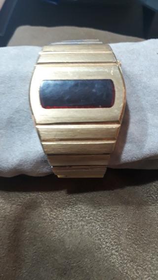 Relógio Vintage , Mascara Negra Usa, Para Colecionadores