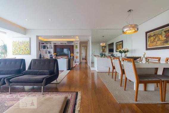 Apartamento No 17º Andar Mobiliado Com 4 Dormitórios E 1 Garagem - Id: 892973551 - 273551