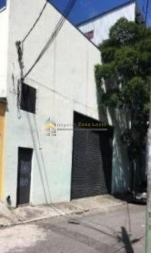 Imagem 1 de 4 de Galpão Ind. Para Venda No Bairro Jardim São Cristóvão, 450 M - 4766