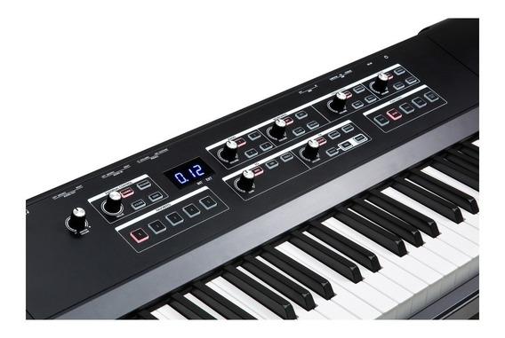 Piano Digital Sp1 Kurzweil 88 Teclas Pesadas