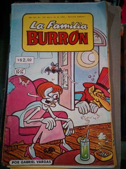 C21 La Familia Burron # 760, Gabriel Vargas