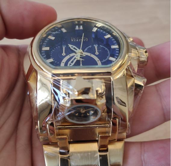 Relógio Invicta Reserve Bolt Zeus Magnum 25209 Com Caixa
