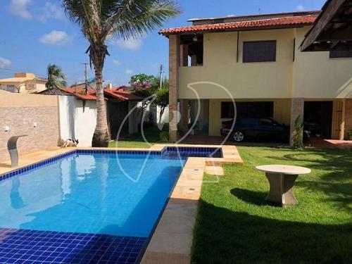 Imagem 1 de 10 de Casa Com 7 Dormitórios À Venda, 500 M² Por R$ 500.000 - Praia Do Presídio - Aquiraz/ce - Ca0372