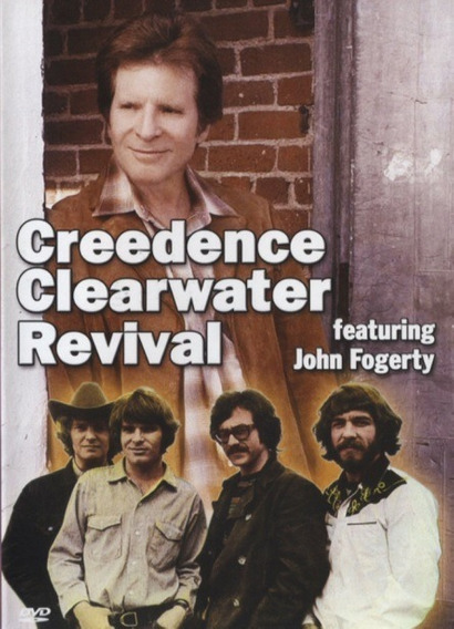 Dvd Show Musical - Creedance Clearwater Revival