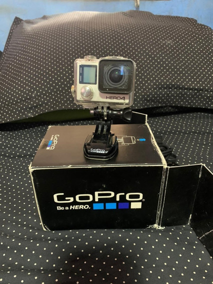 Gopro Hero 4 Silver 4k Full Hd Original