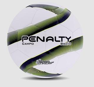 Pelota De Fútbol Penalty Campo/ Césped Natural Bravo X