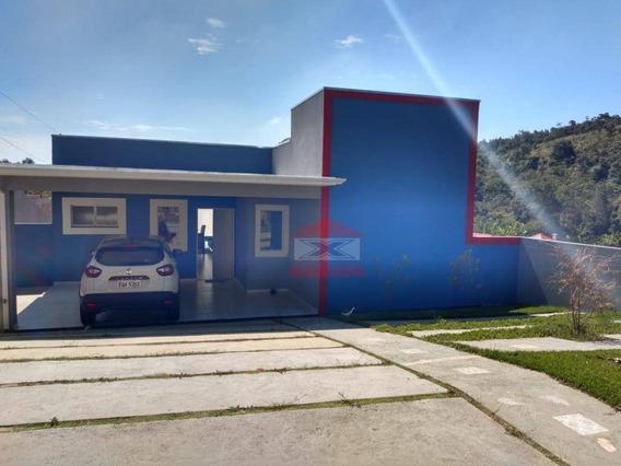 Casa Com 3 Dormitórios À Venda, 162 M² Por R$ 900.000 - Altos De São Roque - São Roque/sp - Ca0883