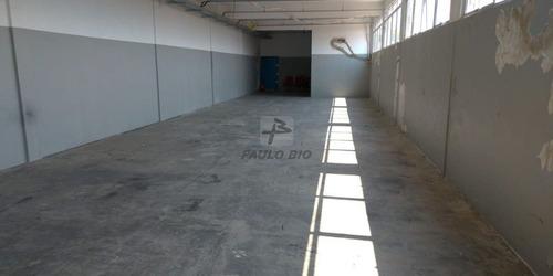 Predio Comercial - Vila Dom Pedro I - Ref: 7618 - V-7618