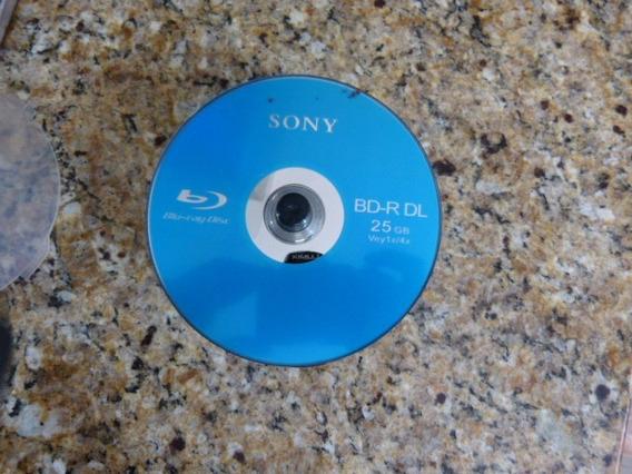 Discos Blu Ray Doble Capa 25g Bd-r Dl 50 Unidades