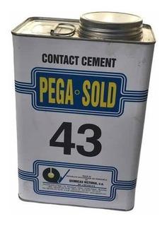 Pega Amarilla De Contacto Pega Sold 43 Galon