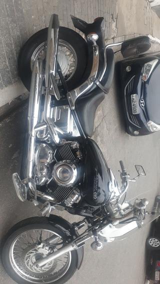 Yamaha Drag Star 650 Xvs