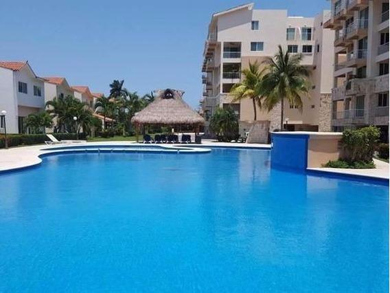 Espectacular Penthouse En Renta Vacacional Cancun C1302