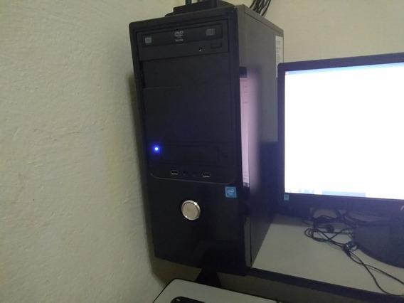 Computador De Mesa Intel Celeron G1840 + Monitor Aoc