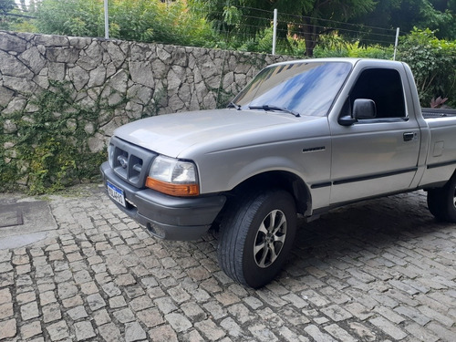 Imagem 1 de 11 de Ford Ranger 2000 2.5 Cab. Regular 4x4 2p