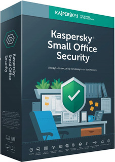 Kaspersky Small Office Security File Server + 25 Pc