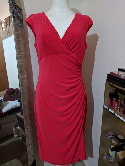 Vestido Ralph Lauren Original Estrech