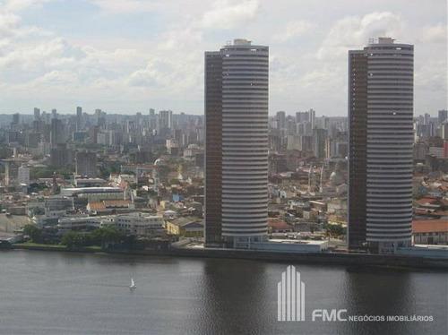 Imagem 1 de 14 de Apartamento Padrão Com 4 Quartos No Edf. Pier Duarte Coelho - Vd1542-v