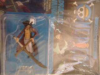 Figuras One Piece Salvat 08 Dracule Mihawk
