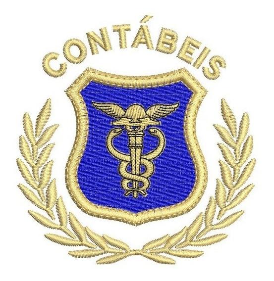 Bordado Ciências Contábeis (m-01)