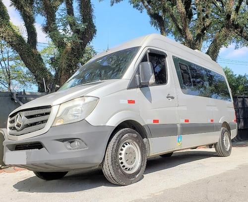 Mercedes-benz Sprinter Van 2.2 415 Cdi Teto Alto (9+1) 5p