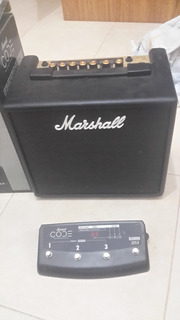 Amplificador Marshall Code 25w + Foot Switch