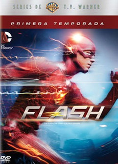 Dvd - The Flash - Temporada 1 - 5 Discos